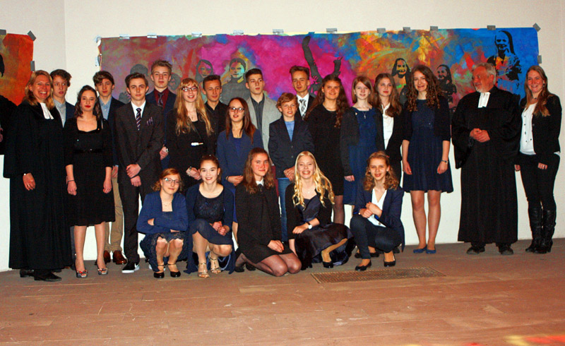 Konfirmation 2016 Johanneskirche, 24. April