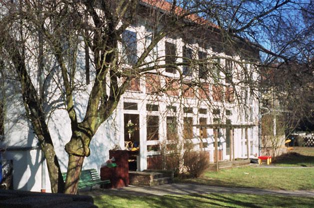 Gemeindehaus am Homburg